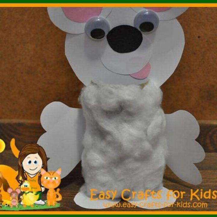 Polar Bear Craft For Preschool
