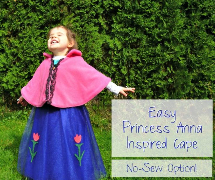 Adorable Cape for Kids - Perfect for Dress Up or Costumes!