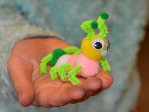 caterpillar craft