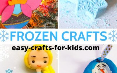 disney frozen crafts