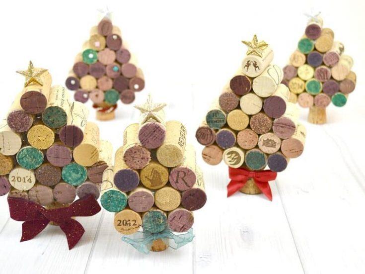 Champagne & Wine Corks Craft