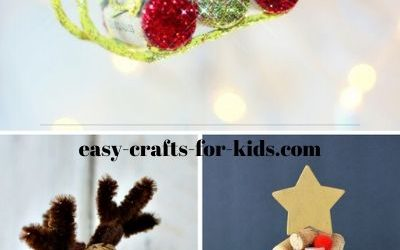 christmas crafts with corks
