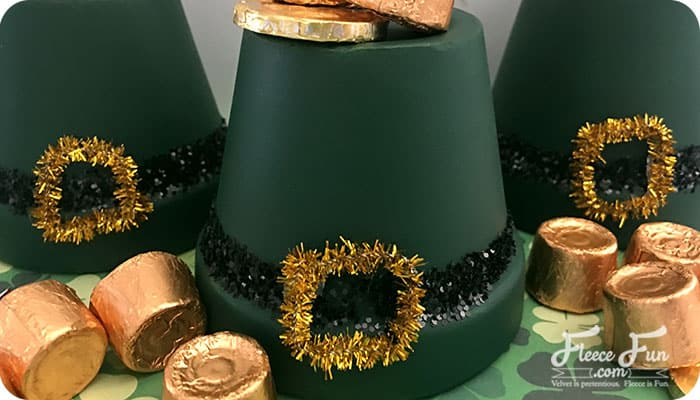 Leprechaun Hat Decor Craft