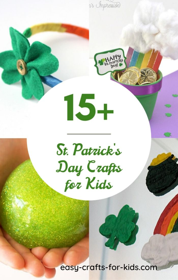 St Patricks Day Crafts For Kids