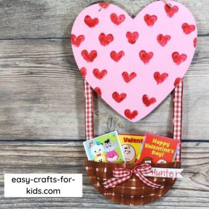 valentine day mailbox idea