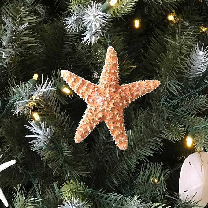 Easy Beach Christmas Ornaments To Make