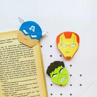 avengers crafts diy