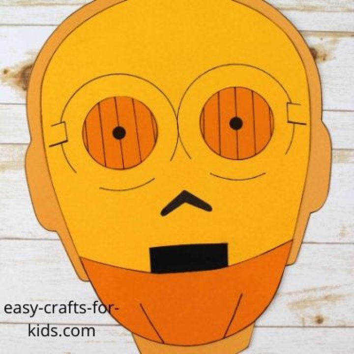 c3po star wars craft