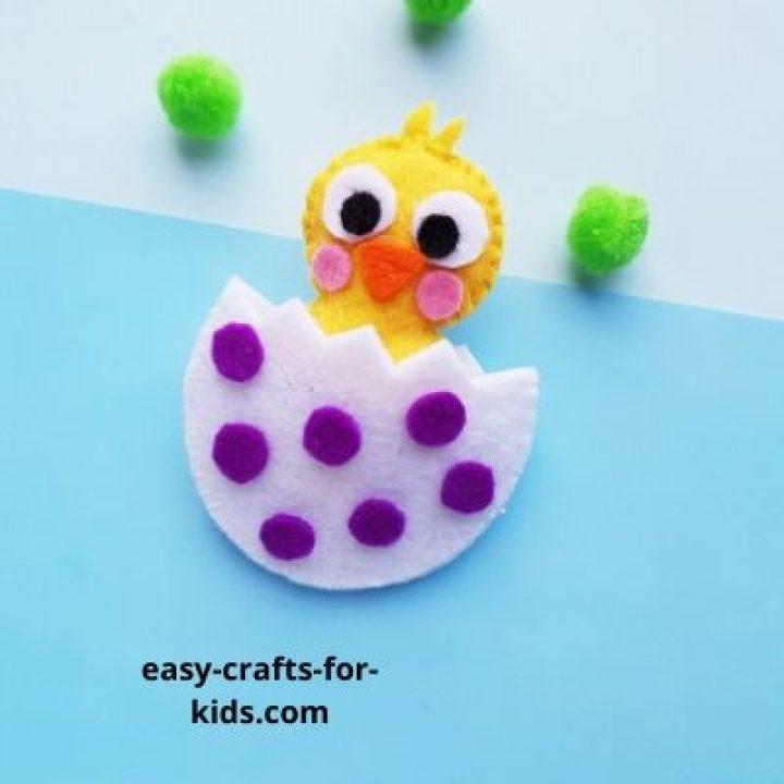 Chick Plush Craft