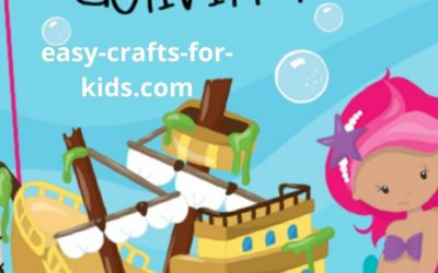 Mermaid Activities for Kids