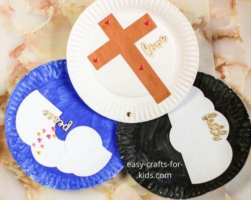 Resurrection Crafts for Sunday School