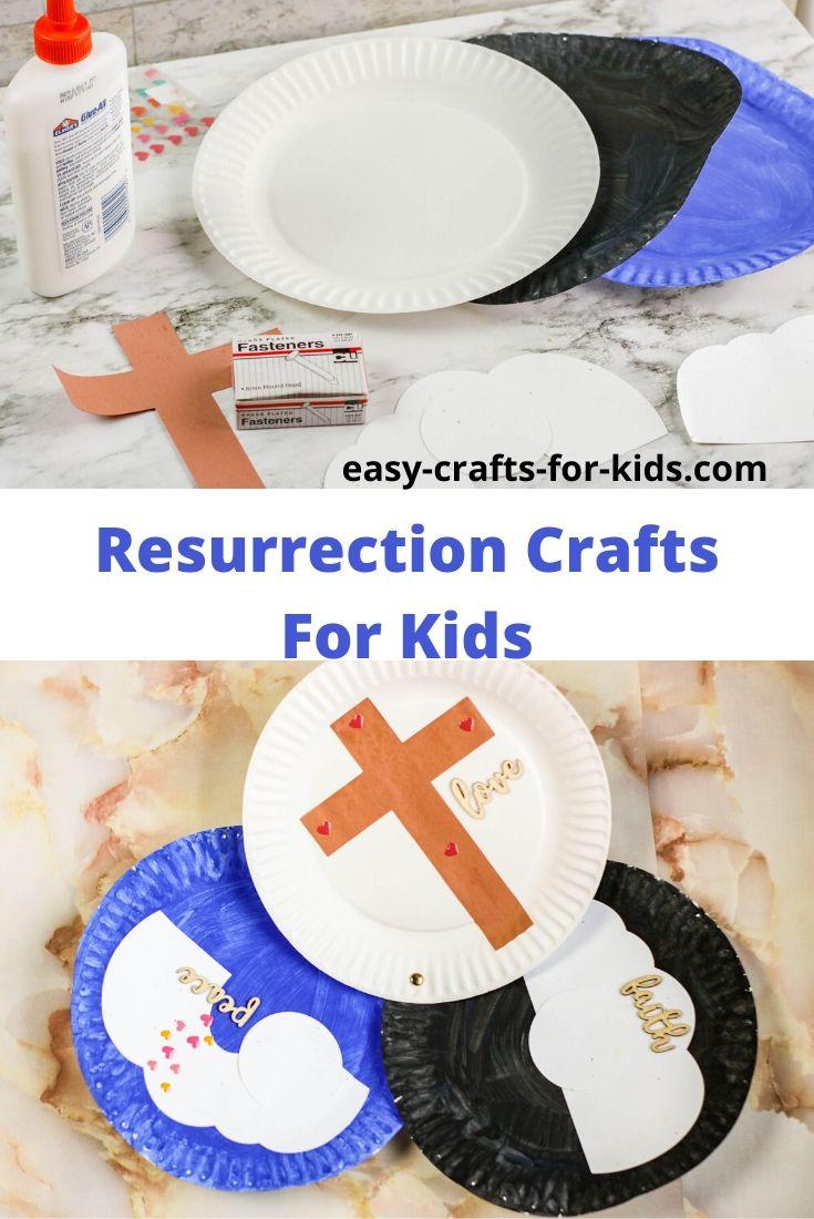 Resurrection Crafts for kids