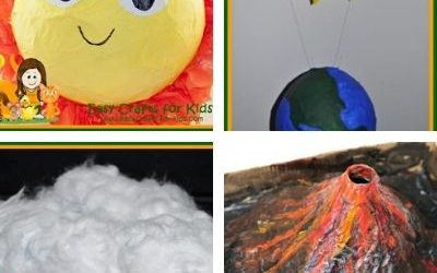 crafts with paper mache