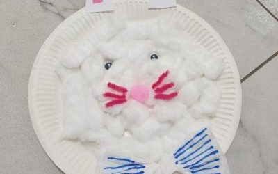mr bunny craft for kids