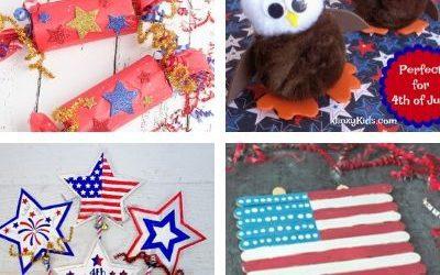 july craft ideas