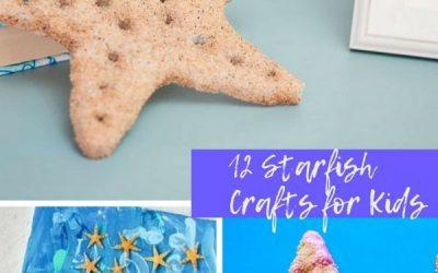 Easy Starfish Crafts for Children