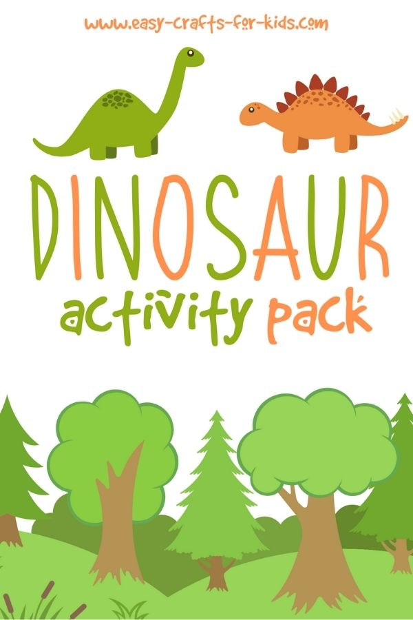 dinosaur printables for kids
