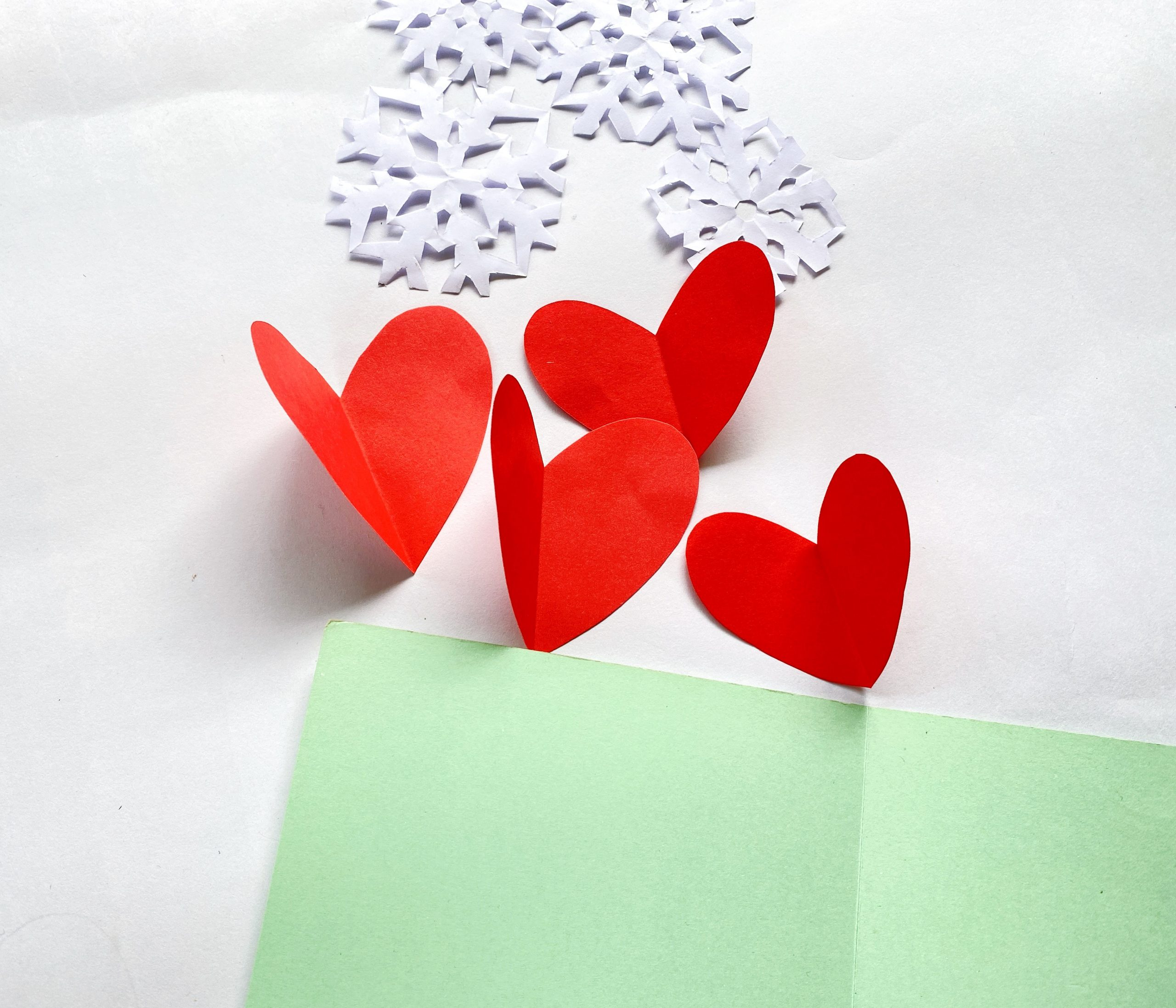 Elsa Valentine Pop Up Cards Pertaining To 3d Heart Pop Up Card Template Pdf