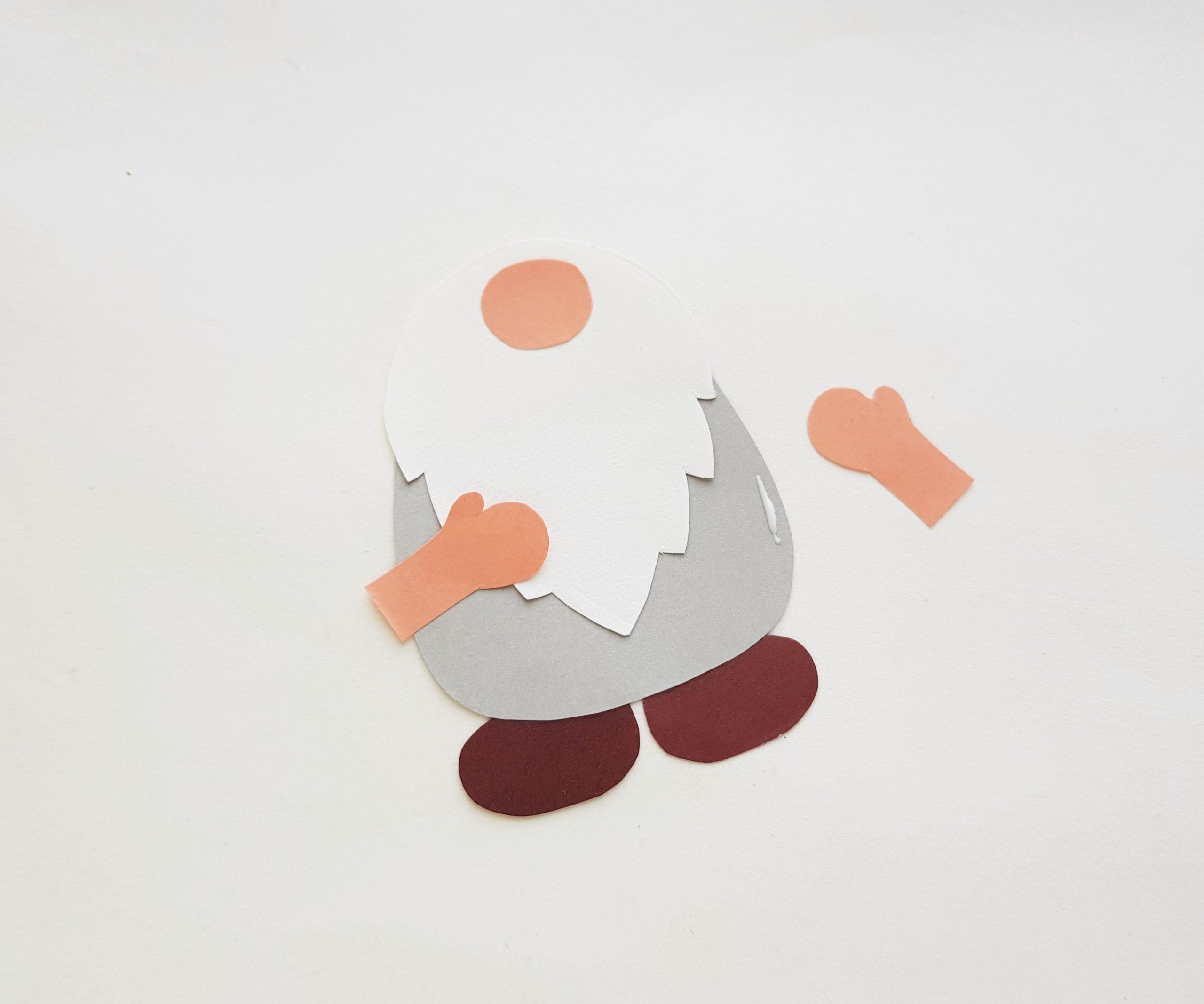 Valentine Gnome Craft Procedure