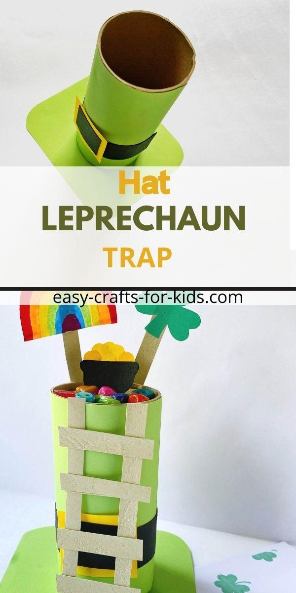 Easy Leprechaun Trap Idea
