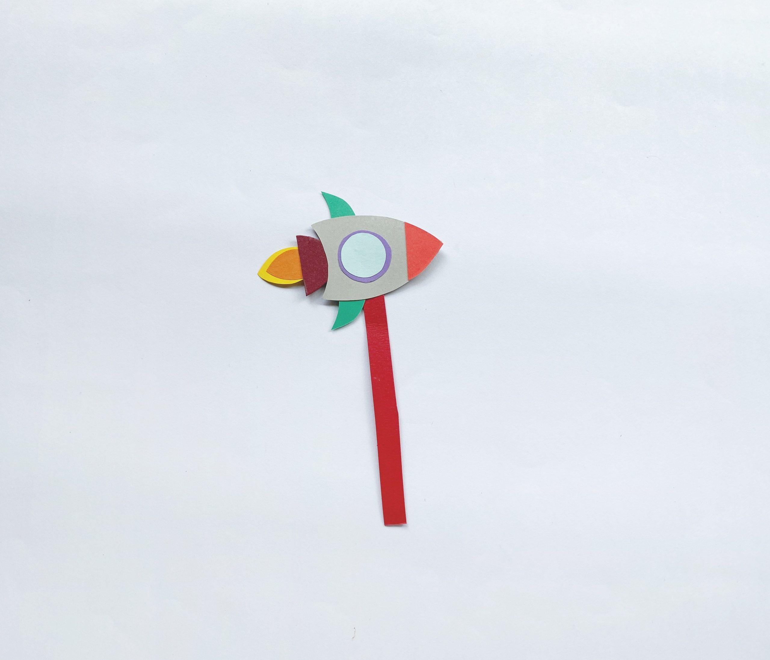 moving rocket space crafts for kids