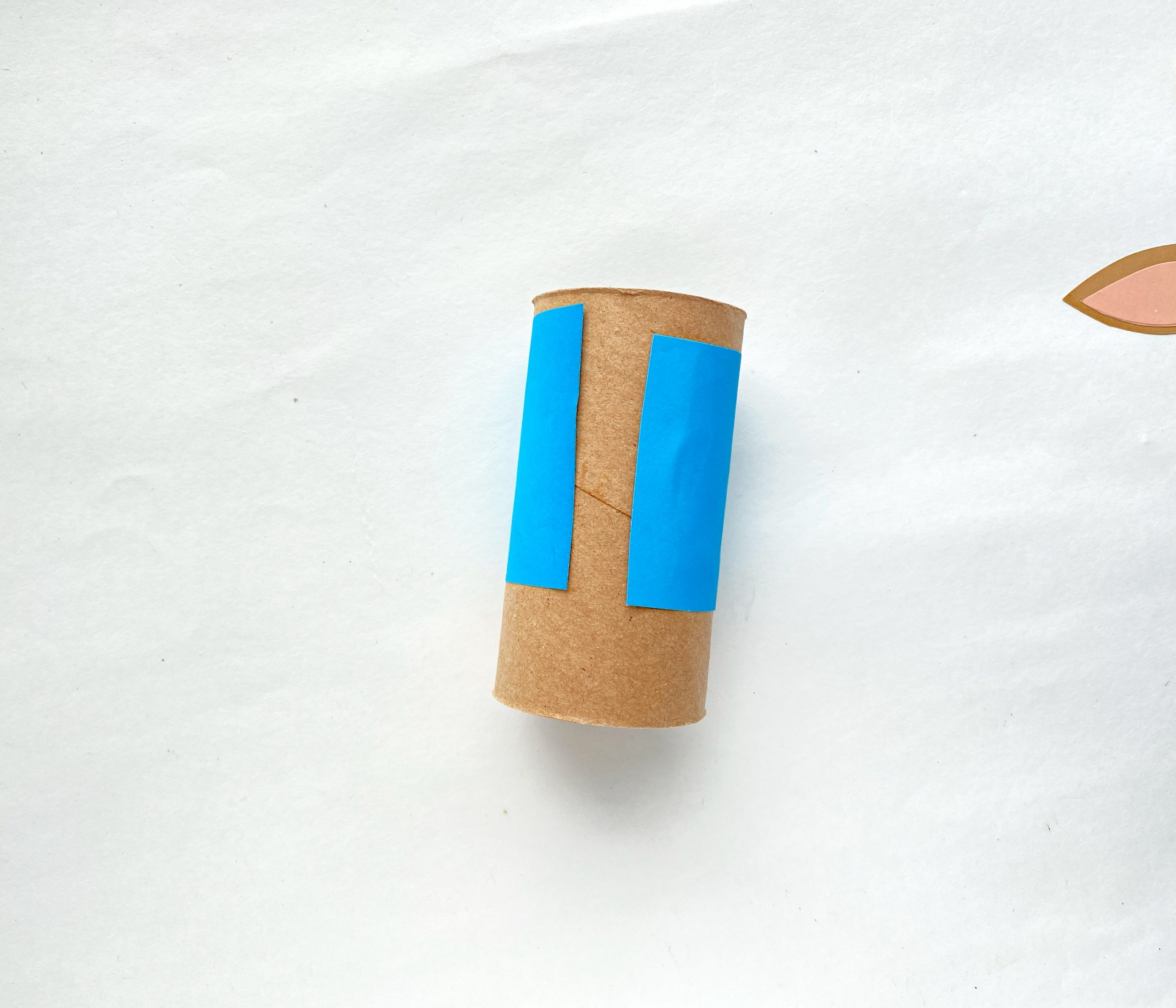 peter rabbit craft step by step
