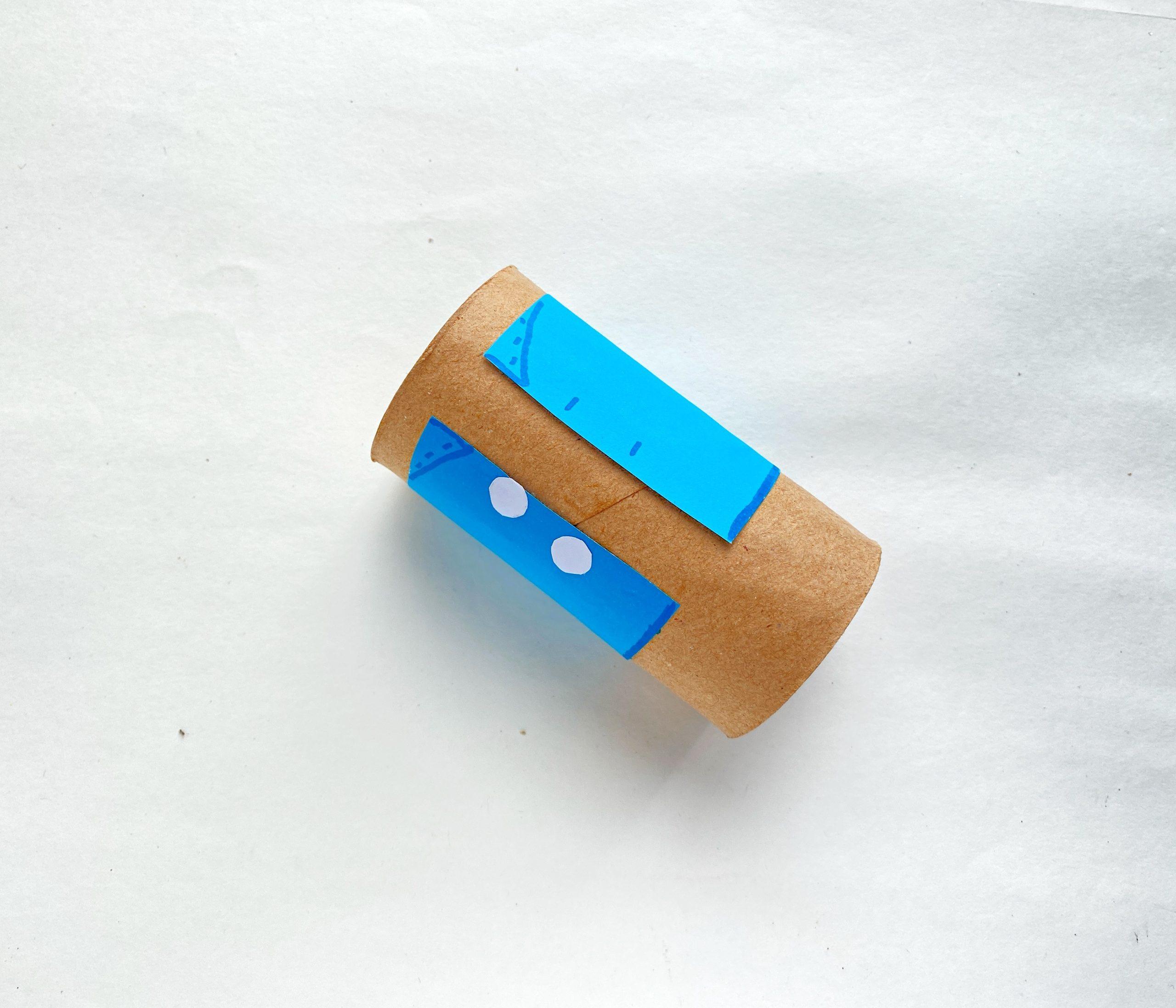 peter rabbit toilet paper roll craft procedure