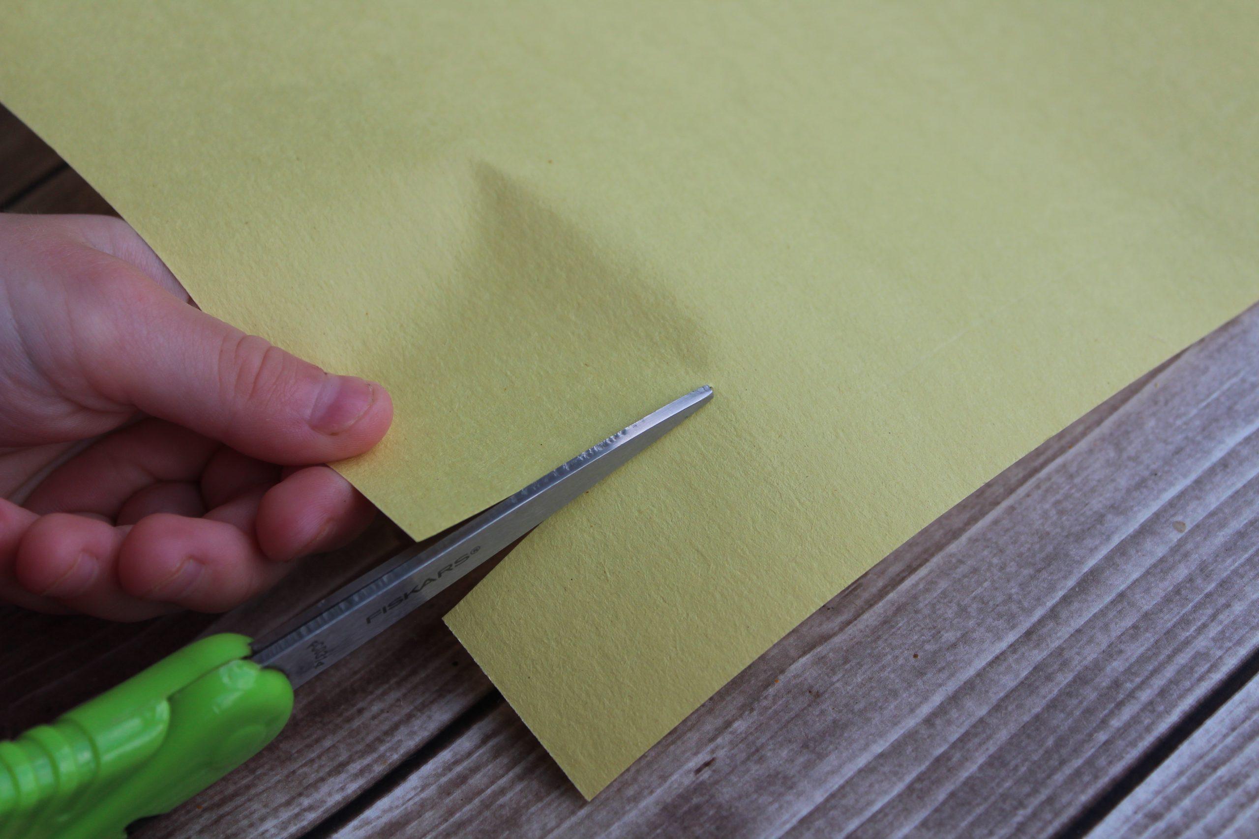 child scissors practice