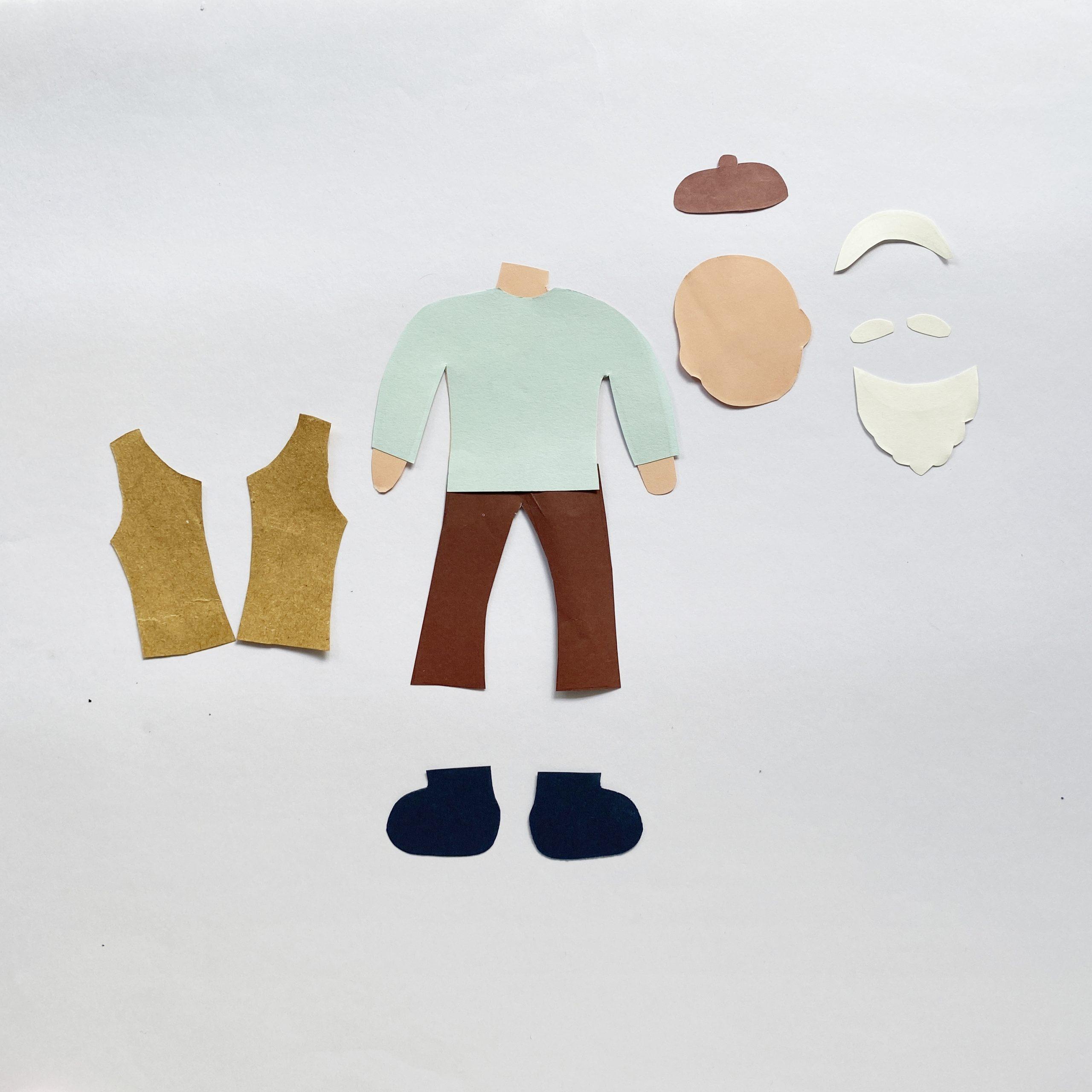 peter rabbit farmer mcgregor puppet