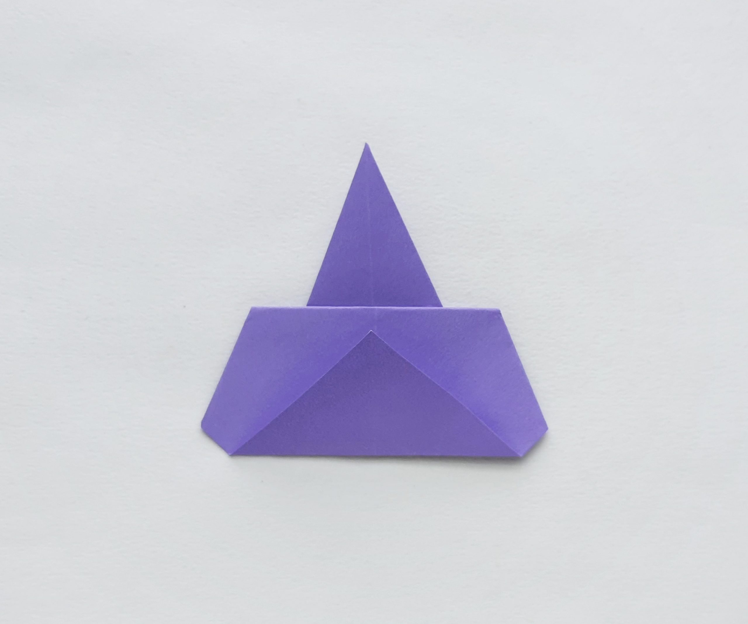 witchOrigami instructions step by step