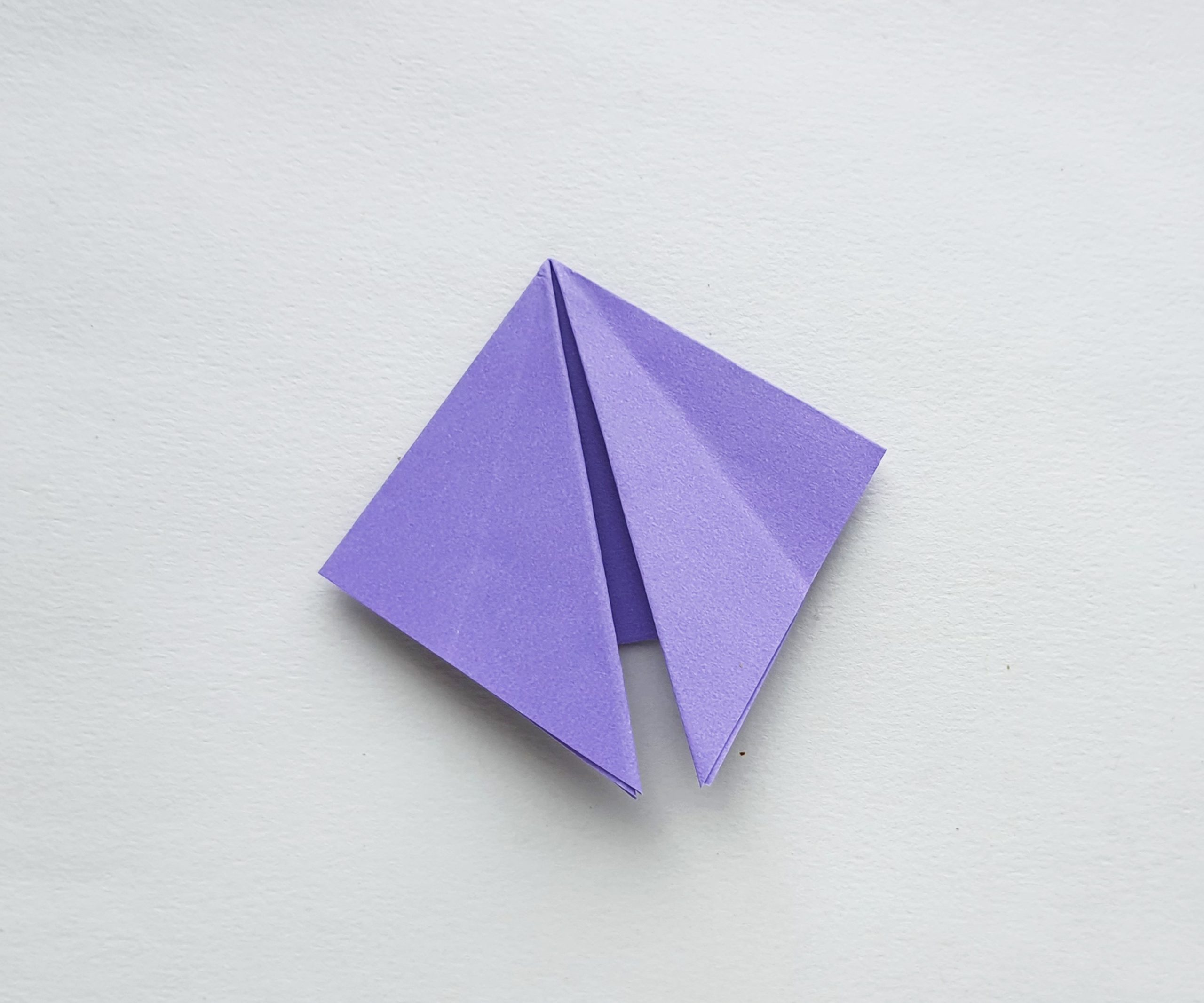 witch origami craft for teens