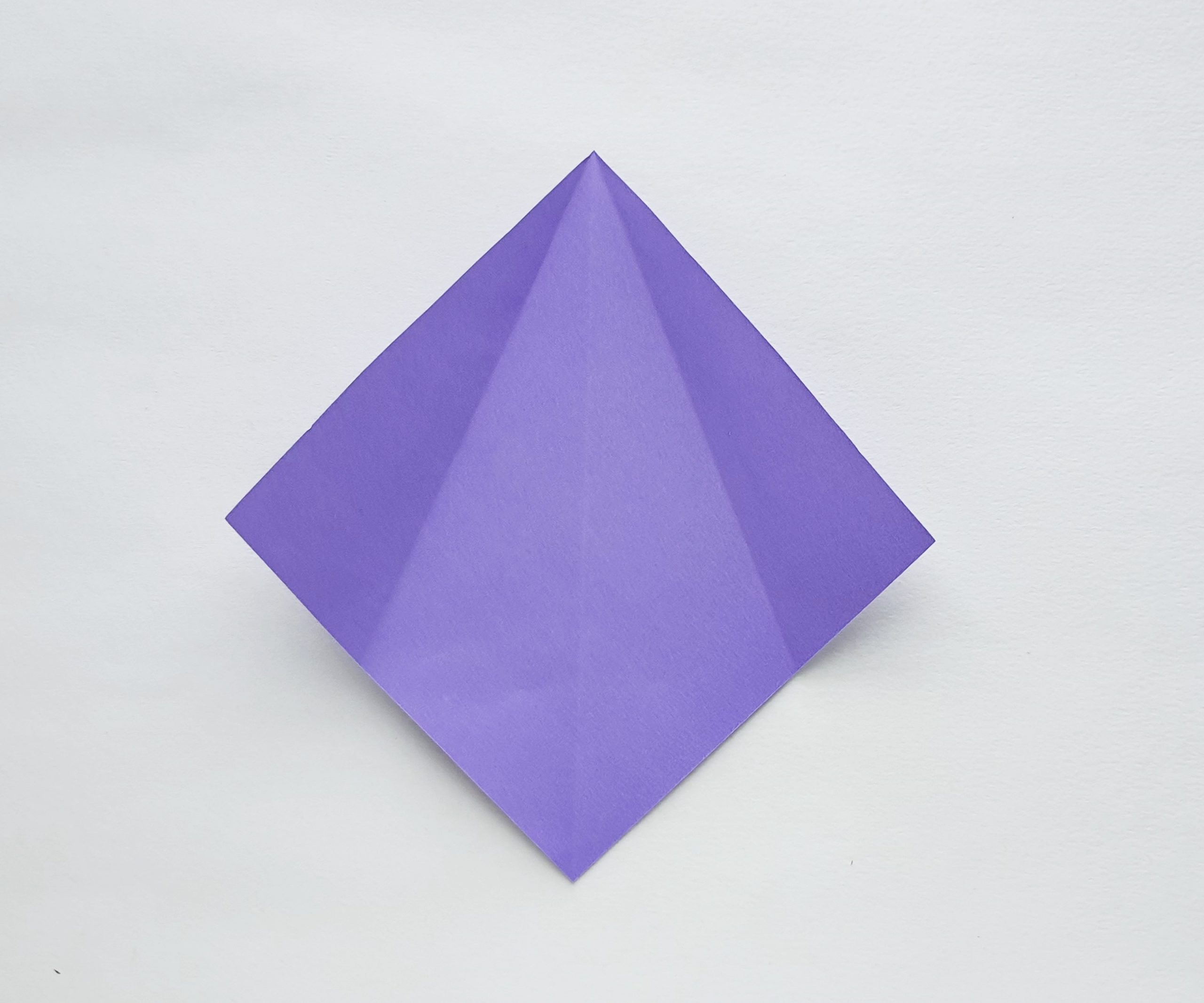 witch origami step by step