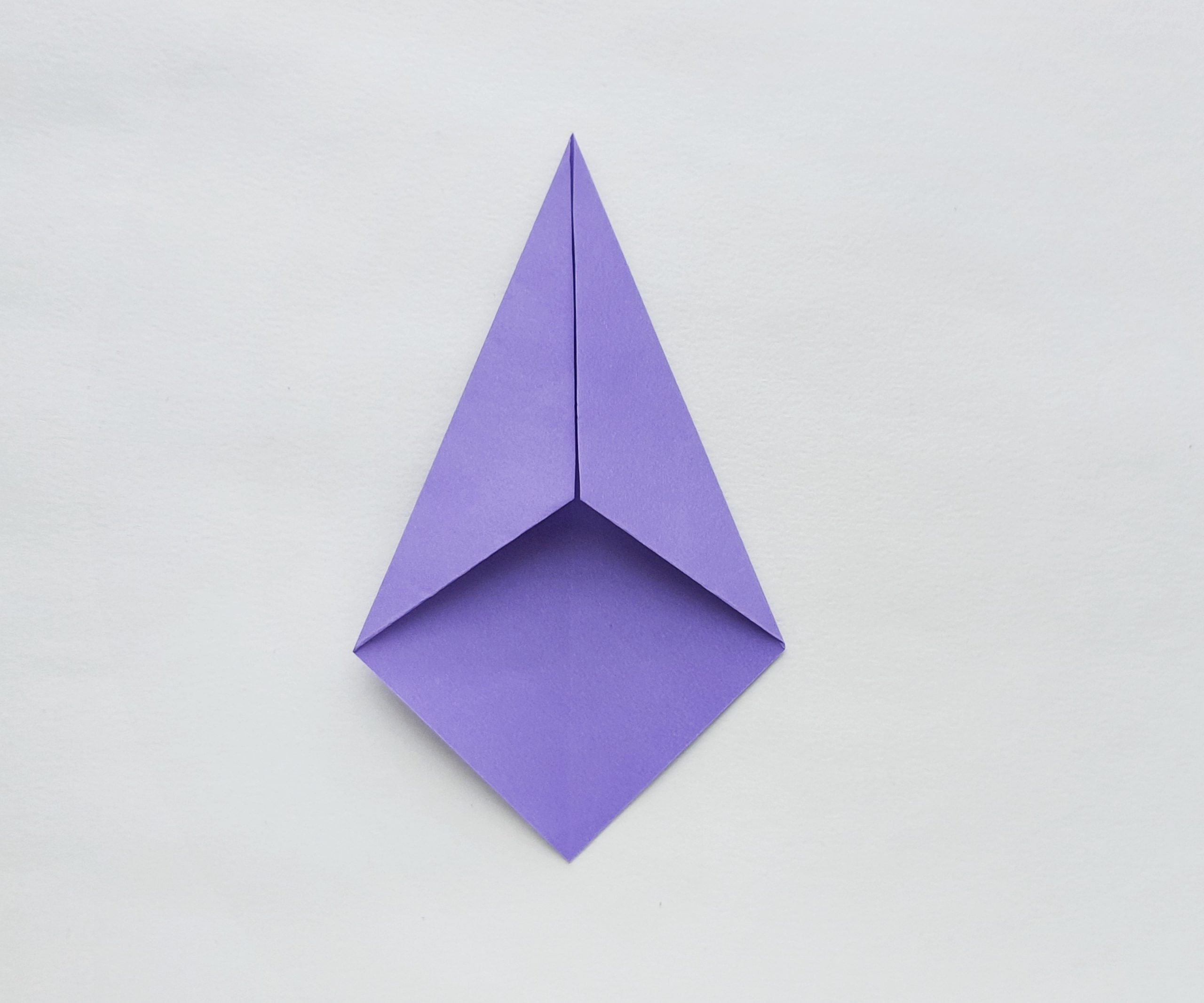 witch origami image instructions