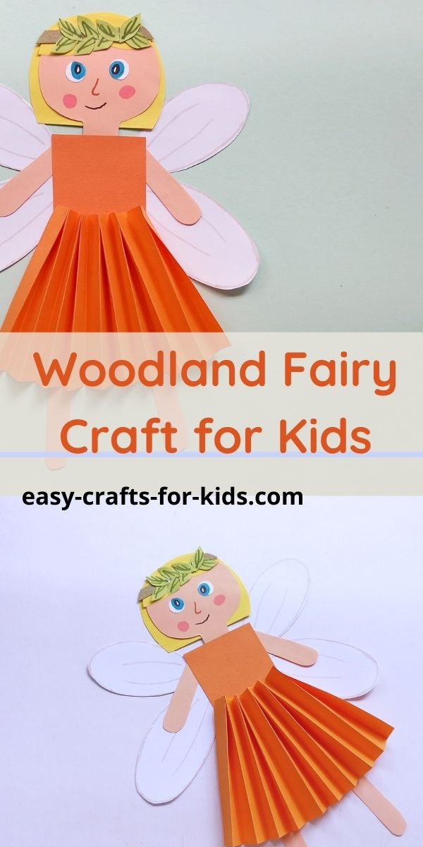 Woodland Fairy Craft for Fall